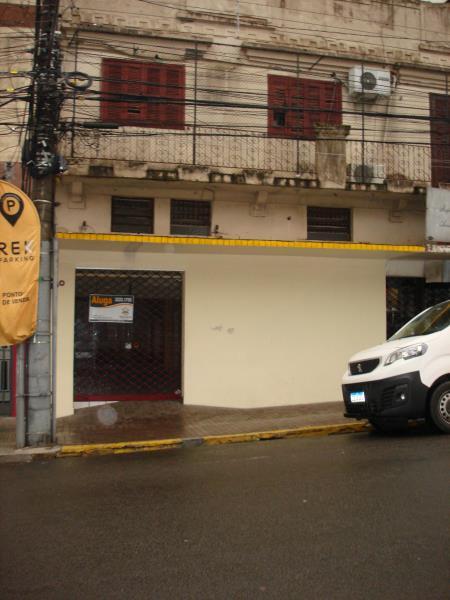Loja Código 506 para alugar no bairro Centro na cidade de Santa Maria