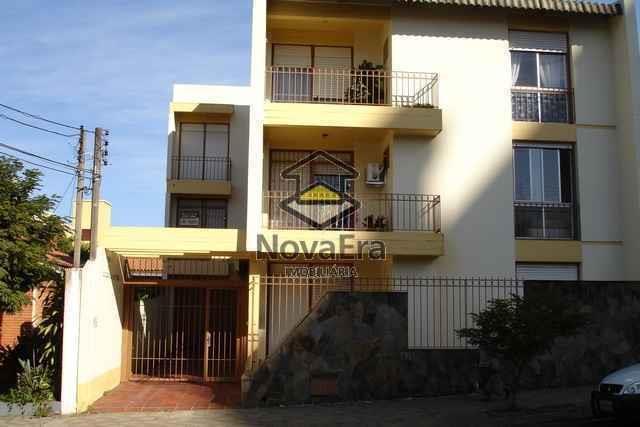 Apartamento Código 567 para alugar no bairro Centro na cidade de Santa Maria Condominio ed. calzadilla de tera