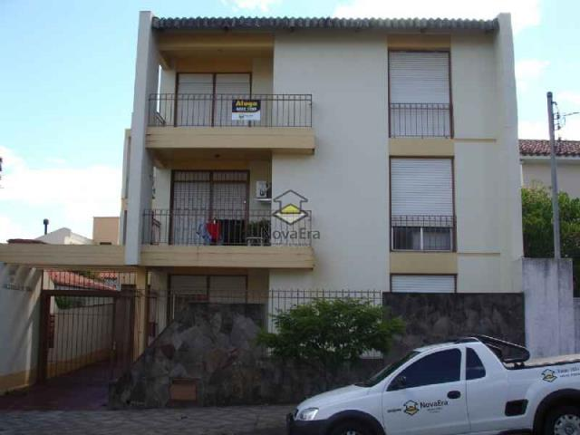 Apartamento Código 571 para alugar no bairro Centro na cidade de Santa Maria Condominio ed. calzadilla de tera
