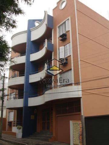 Apartamento Código 607 para alugar no bairro Centro na cidade de Santa Maria Condominio cond. ed. praia de belas