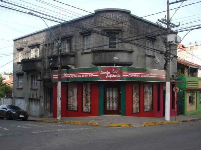 Apartamento Código 615 para alugar no bairro Centro na cidade de Santa Maria Condominio guarani