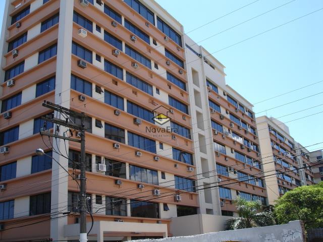 Sala Código 758 para alugar no bairro Centro na cidade de Santa Maria Condominio centro com. pinh. machado