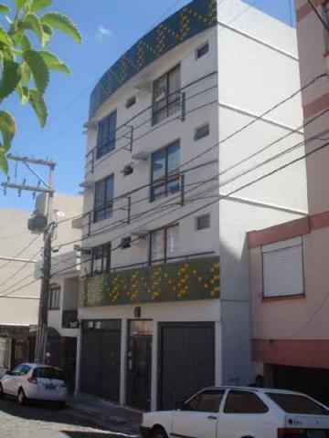 Apartamento Código 878 para alugar no bairro Centro na cidade de Santa Maria Condominio cond. ed. vinicius moraes