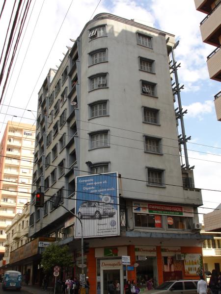 Kitnet Código 1202 para alugar no bairro Centro na cidade de Santa Maria Condominio ed. pisani