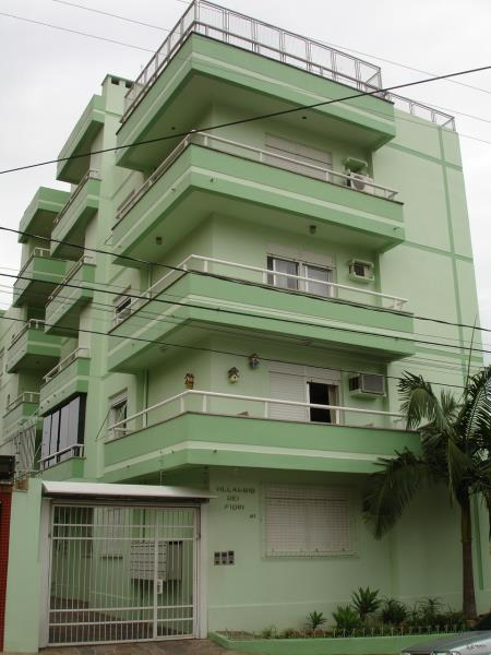 Apartamento Código 1213 para alugar no bairro Nossa Senhora Medianeira na cidade de Santa Maria Condominio ed. villaggio dei fiori