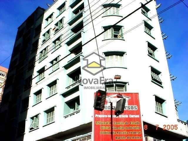 Kitnet Código 1225 para alugar no bairro Centro na cidade de Santa Maria Condominio ed. pisani