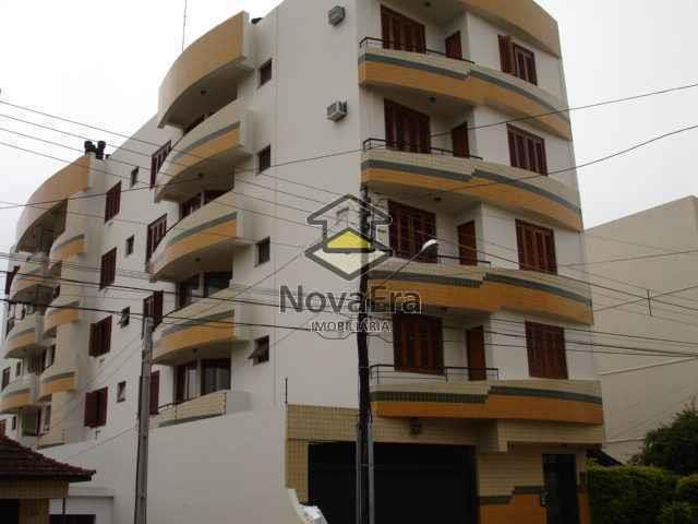 Apartamento Código 1266 para alugar no bairro Centro na cidade de Santa Maria Condominio cond. ed. res. villa lobos