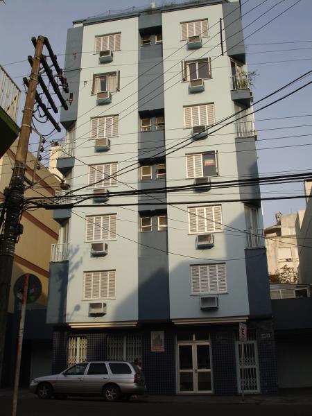 Apartamento Código 1268 a Venda no bairro Centro na cidade de Santa Maria Condominio cidadelma
