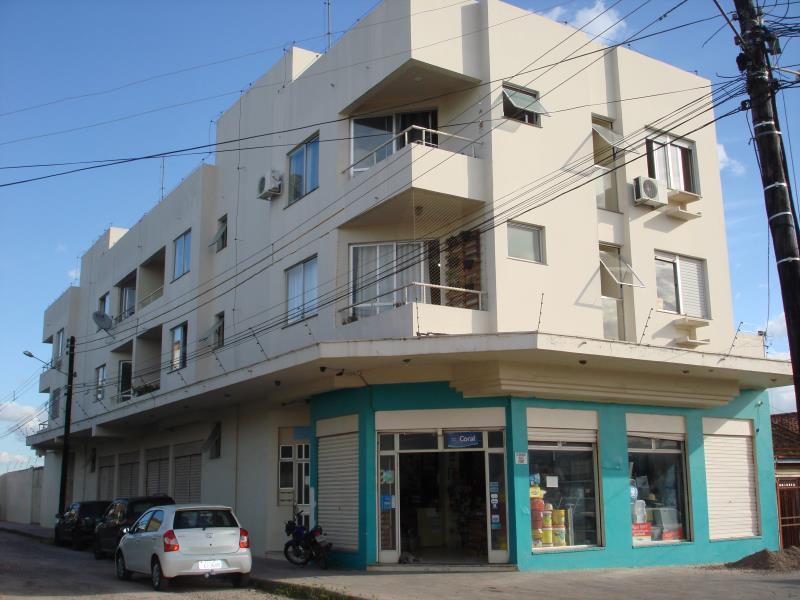 Apartamento Código 1274 para alugar no bairro Centro na cidade de Santa Maria Condominio ed. domingos righes