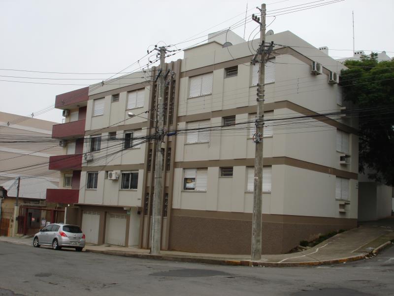 Apartamento Código 1317 para alugar no bairro Nossa Senhora do Rosário na cidade de Santa Maria Condominio ed. lothos