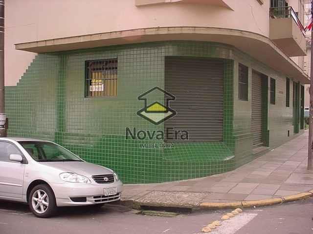 Depósito Código 1585 para alugar no bairro Centro na cidade de Santa Maria Condominio ed. blandina