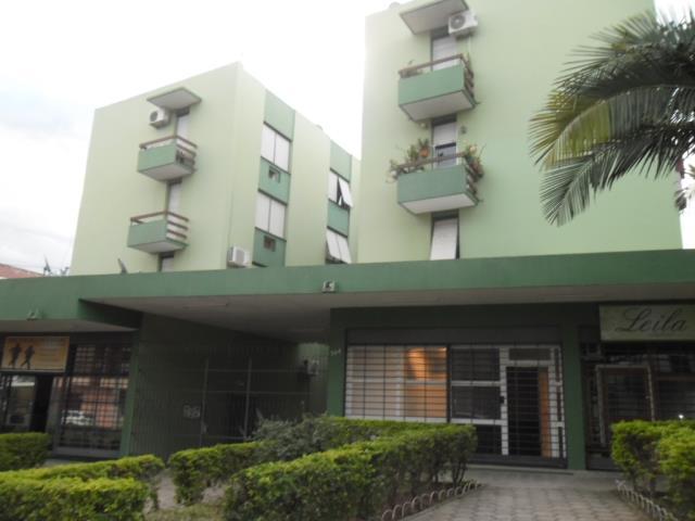 Kitnet Código 1709 para alugar no bairro Centro na cidade de Santa Maria Condominio cond. res. sybilla