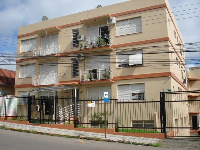 Apartamento Código 1974 para alugar no bairro bonfim na cidade de Santa Maria Condominio res. steckel