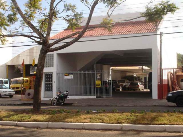 Loja Código 2512 para alugar no bairro Patronato na cidade de Santa Maria
