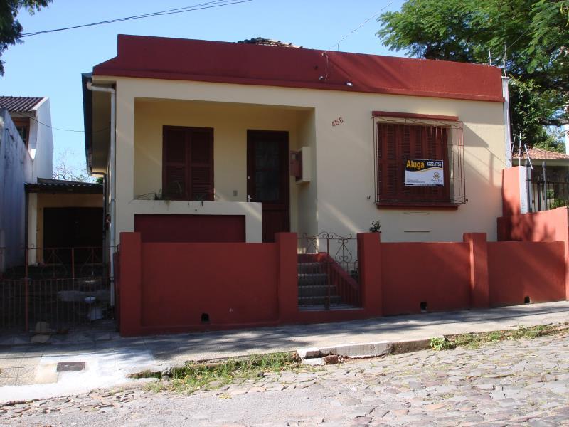 Casa Código 2593 para alugar no bairro Centro na cidade de Santa Maria