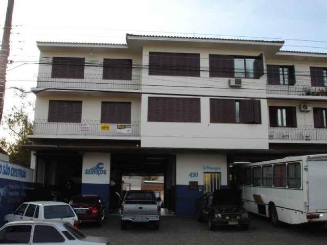 Apartamento Código 2667 para alugar no bairro Patronato na cidade de Santa Maria Condominio peranzoni