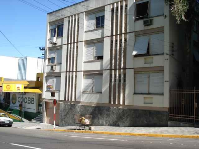 Apartamento Código 2714 a Venda no bairro Centro na cidade de Santa Maria Condominio ed. andradas