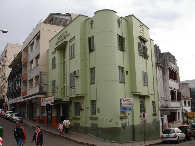 Apartamento Código 25 para alugar no bairro Centro na cidade de Santa Maria Condominio maria regina