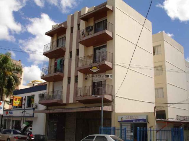 Apartamento Código 1605 para alugar no bairro Centro na cidade de Santa Maria Condominio modigliani