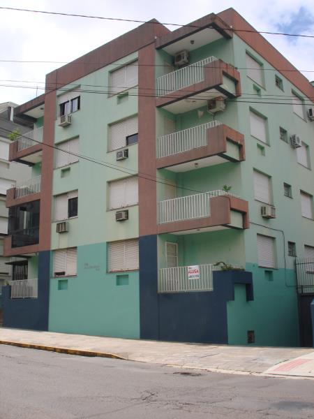 Apartamento Código 251 para alugar no bairro Passo D'Areia na cidade de Santa Maria Condominio edificio alemanha