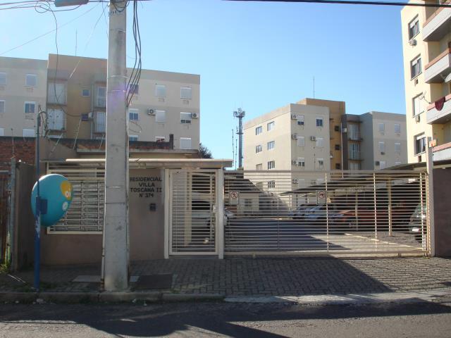 Apartamento Código 3491 a Venda no bairro Nossa Senhora do Rosário na cidade de Santa Maria Condominio villa toscana ll