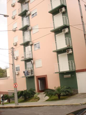 Apartamento Código 3591 para alugar no bairro Centro na cidade de Santa Maria Condominio solar das flores