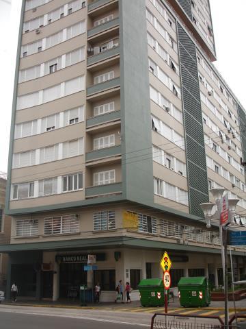 Apartamento Código 3592 para alugar no bairro Centro na cidade de Santa Maria Condominio condominio edificio taperinha