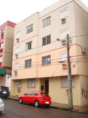 Kitnet Código 3598 para alugar no bairro Centro na cidade de Santa Maria Condominio araujo viana