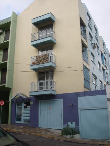 Apartamento Código 3619 para alugar no bairro Centro na cidade de Santa Maria Condominio condominio vila georgina