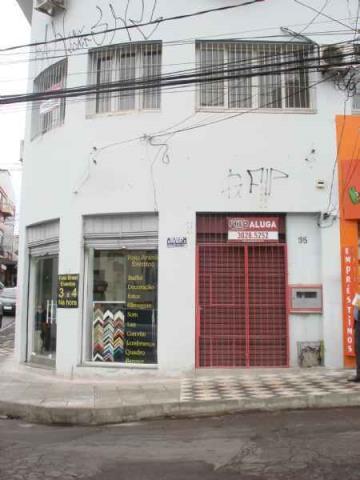 Loja Código 3624 para alugar no bairro Centro na cidade de Santa Maria Condominio cond ed cinema gloria
