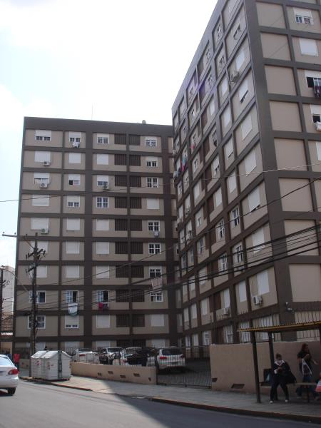 Apartamento Código 3641 para alugar no bairro Centro na cidade de Santa Maria Condominio condominio joão xxiii