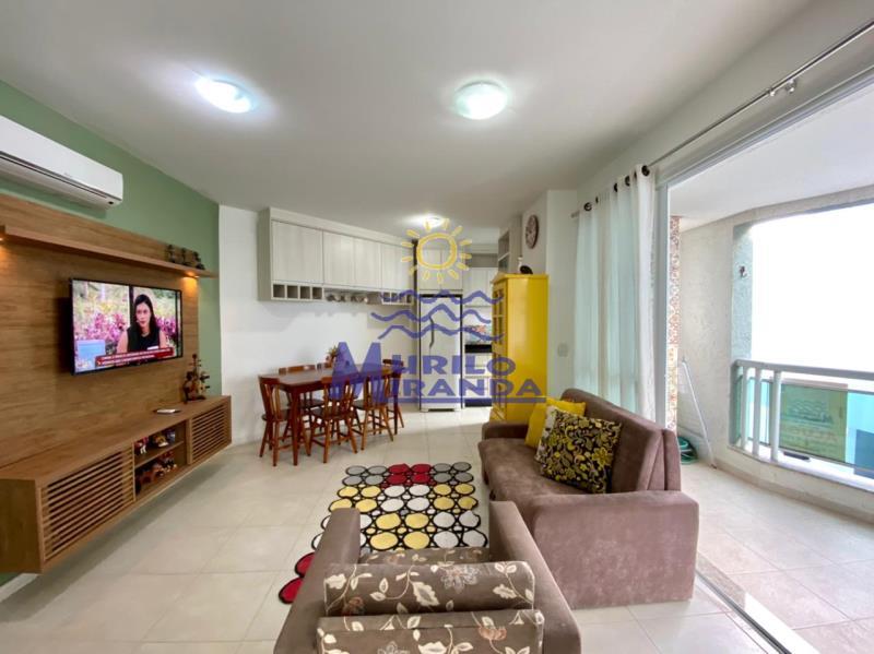 Apartamento Codigo 6 para locação de temporada no bairro PALMAS na cidade de Governador Celso Ramos