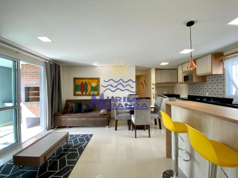 Apartamento Codigo 9 para locação de temporada no bairro PALMAS na cidade de Governador Celso Ramos