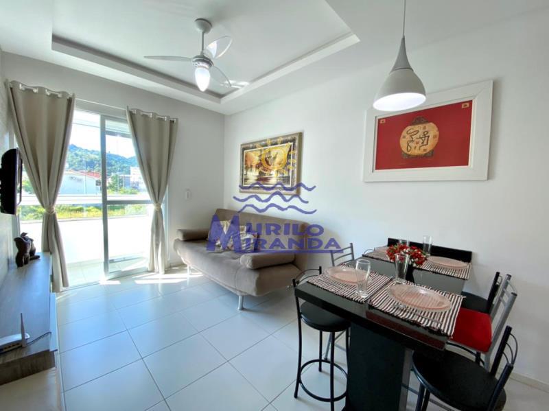 Apartamento Codigo 13 para locação de temporada no bairro PALMAS na cidade de Governador Celso Ramos