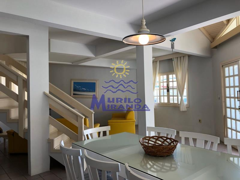 Casa Codigo 25 para locação de temporada no bairro PALMAS na cidade de Governador Celso Ramos