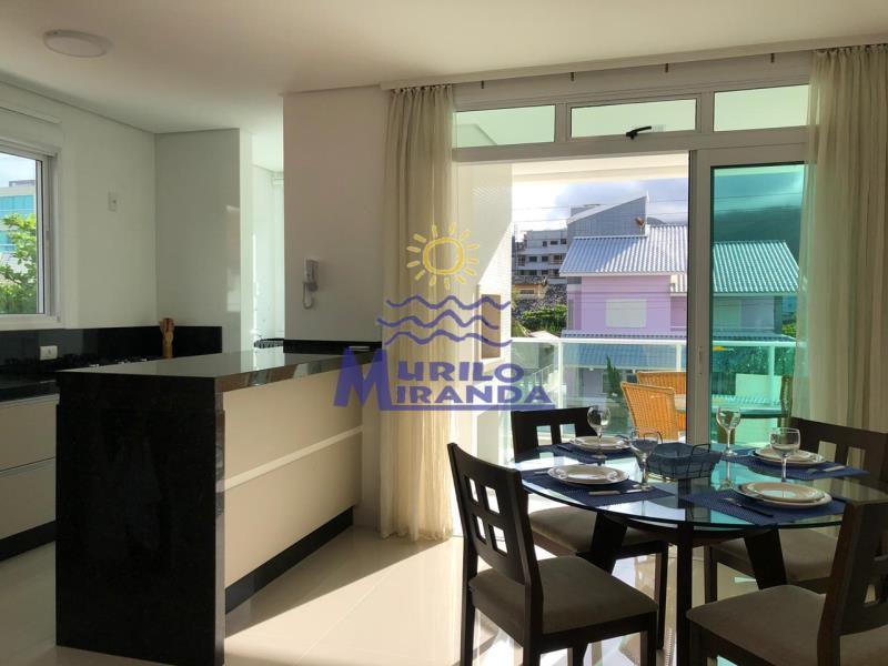 Apartamento Codigo 30 para locação de temporada no bairro PALMAS na cidade de Governador Celso Ramos