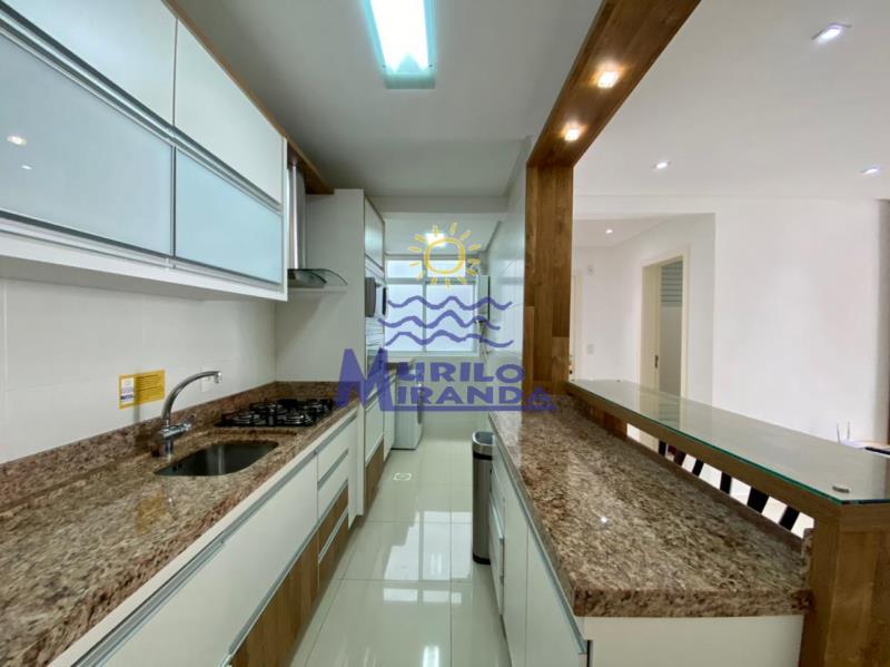 Cozinha e lavanderia