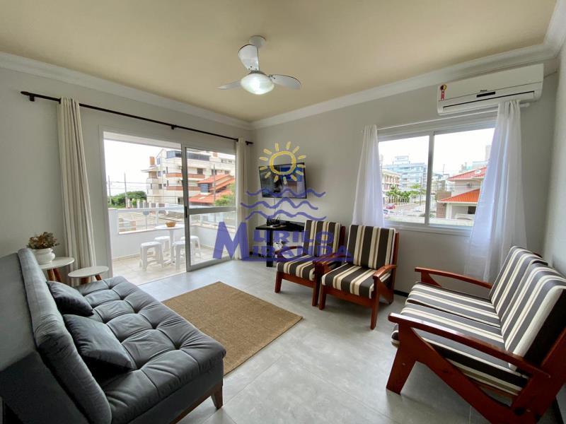 Apartamento Codigo 38 para locação de temporada no bairro PALMAS na cidade de Governador Celso Ramos