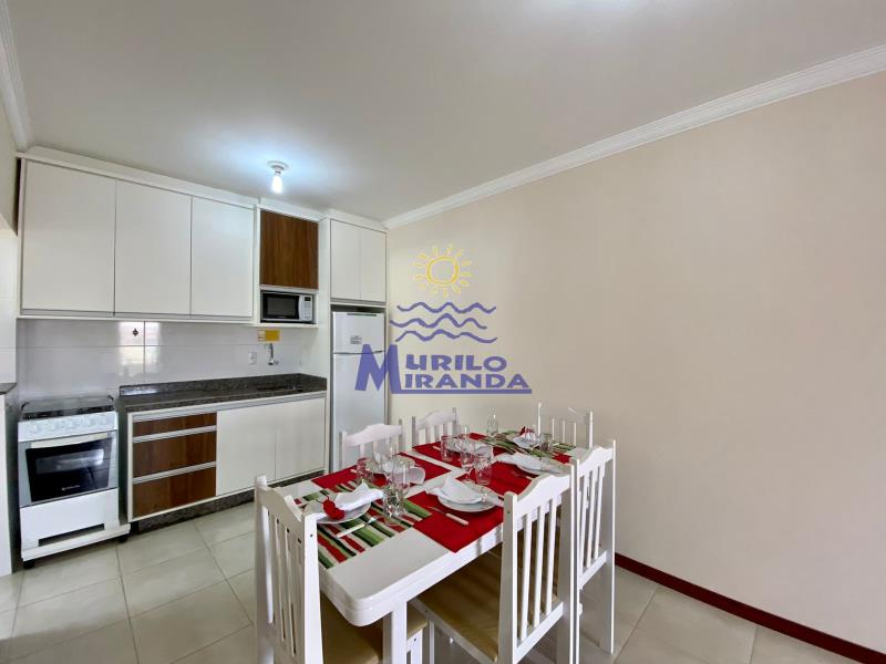 Apartamento Codigo 56 para locação de temporada no bairro PALMAS na cidade de Governador Celso Ramos