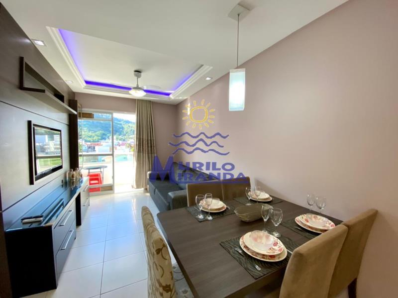 Apartamento Codigo 60 para locação de temporada no bairro PALMAS na cidade de Governador Celso Ramos