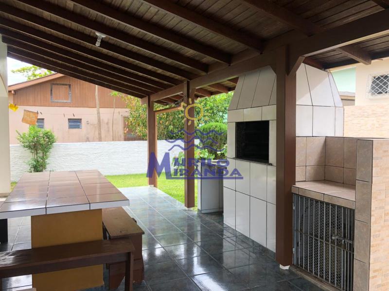 Casa Codigo 69 para locação de temporada no bairro PALMAS na cidade de Governador Celso Ramos