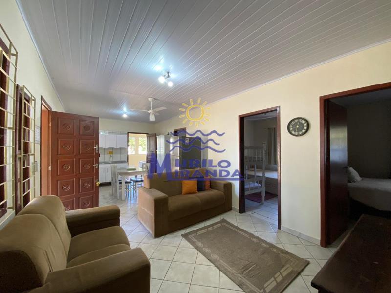 Casa Codigo 81 para locação de temporada no bairro PALMAS na cidade de Governador Celso Ramos