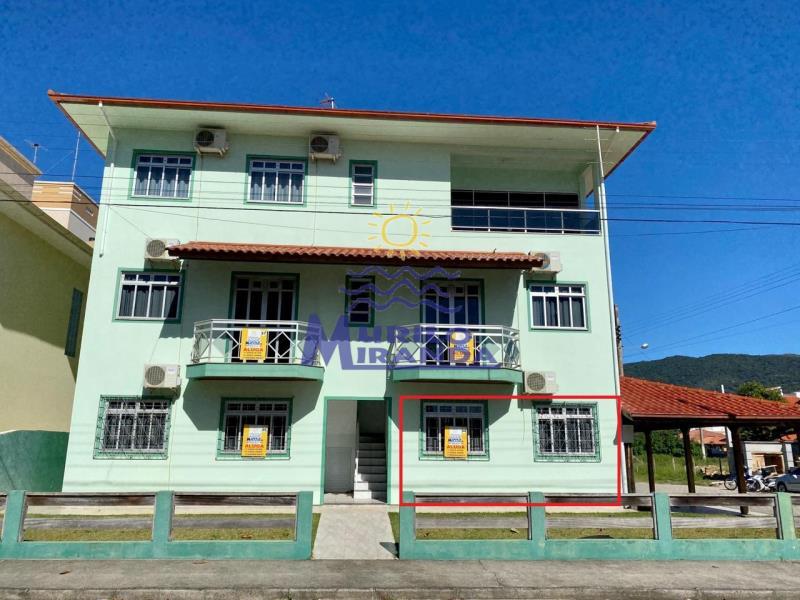Apartamento Codigo 84 para locação de temporada no bairro PALMAS na cidade de Governador Celso Ramos