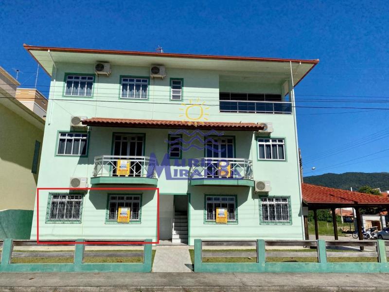 Apartamento Codigo 85 para locação de temporada no bairro PALMAS na cidade de Governador Celso Ramos