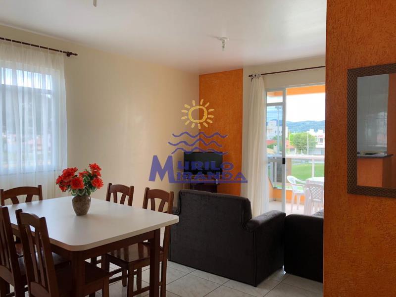 Apartamento Codigo 89 para locação de temporada no bairro PALMAS na cidade de Governador Celso Ramos
