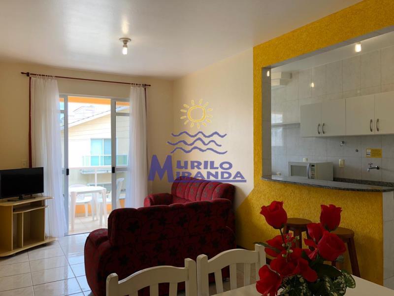 Apartamento Codigo 90 para locação de temporada no bairro PALMAS na cidade de Governador Celso Ramos