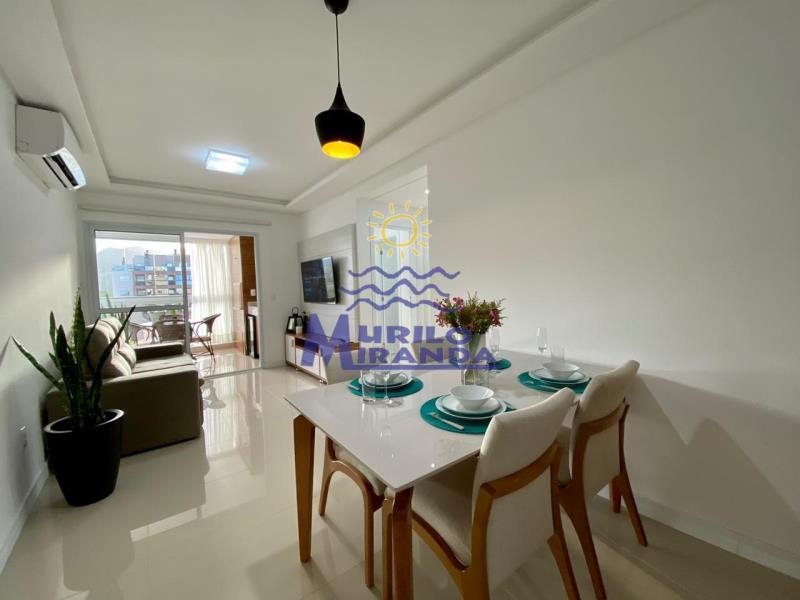 Apartamento Codigo 105 para locação de temporada no bairro PALMAS na cidade de Governador Celso Ramos