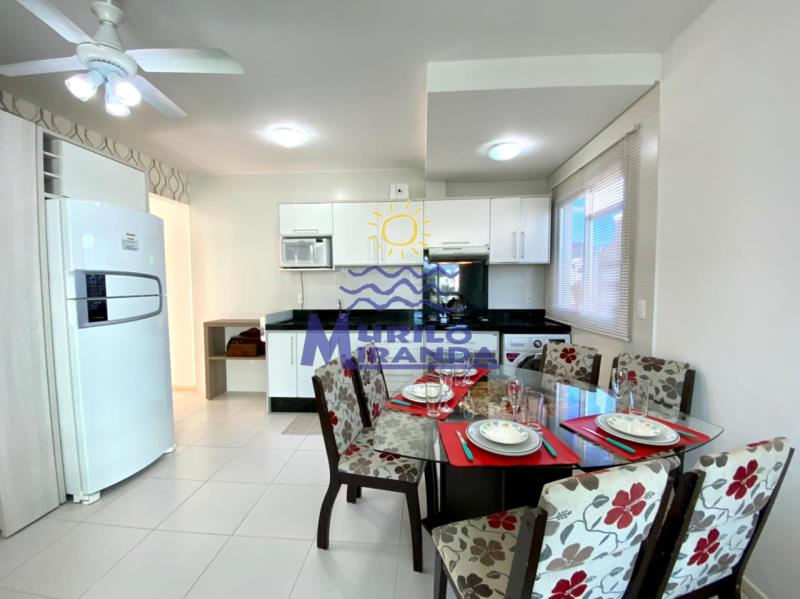 Apartamento Codigo 116 para locação de temporada no bairro PALMAS na cidade de Governador Celso Ramos