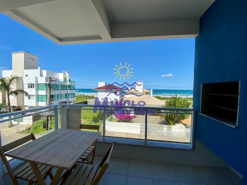 Apartamento Codigo 122 para locação de temporada no bairro PALMAS na cidade de Governador Celso Ramos