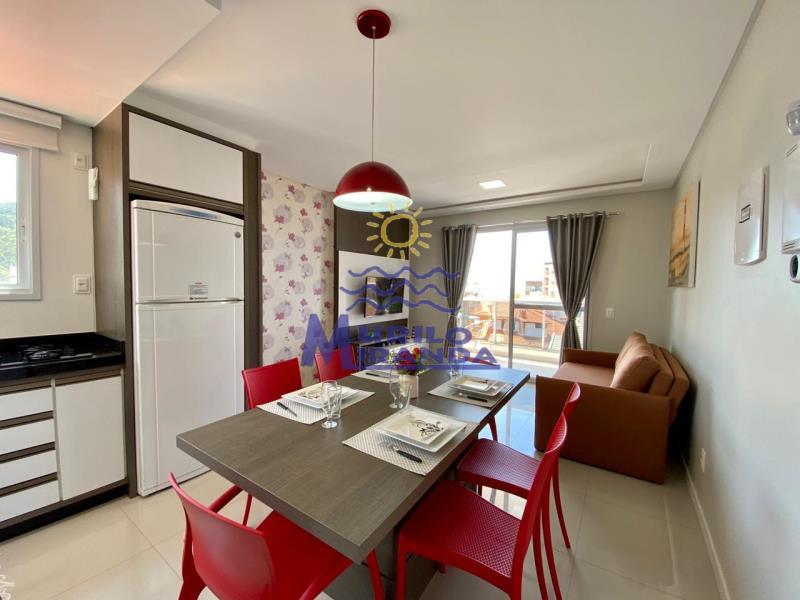 Apartamento Codigo 140 para locação de temporada no bairro PALMAS na cidade de Governador Celso Ramos